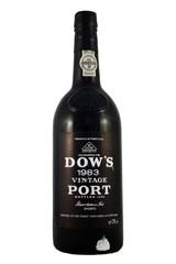 Dows 1983 Vintage Port