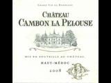 Chateau Cambon La Pelouse 2020 12 x 75cl En Primeur