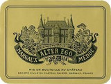 Chateau Palmer Alter Ego de Palmer 2020 6 x 75cl En Primeur