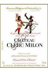 Chateau Clerc Milon 2020 12 x 75cl En Primeur
