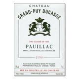 Chateau Grand Puy Ducasse 2020 12 x 75cl En Primeur