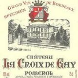 Chateau La Croix de Gay 2020 12 x 75cl En Primeur
