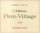 Chateau Petit Village 2020 6 x 75cl En Primeur