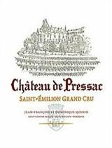 Chateau de Pressac 2020 12 x 75cl En Primeur