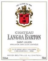 Chateau Langoa Barton 2020 6 x 75cl En Primeur