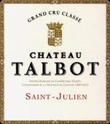 Chateau Talbot 2020 12 x 75cl En Primeur