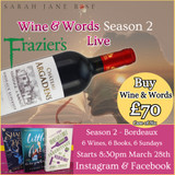 Wine and Words Season 2 Selection Case