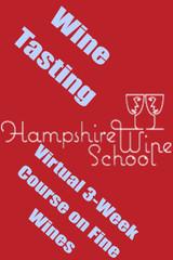 Virtual fine wine course with Hampshire Wine School