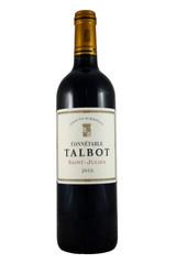 Connetable de Talbot , Chateau Talbot, Saint Julien, Bordeaux, 2016