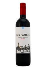 Las Pampas Malbec, Mendoza, Argentina 2020