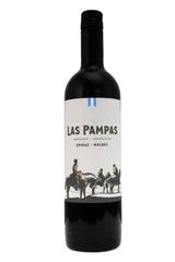 Las Pampas Shiraz Malbec, Mendoza, Argentina, 2020