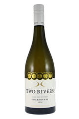 Two Rivers, Clos des Pierres Chardonnay, New Zealand, 2019