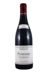 Pommard La Croix Blanche, Domaine Parent, Cote de Beaune, Burgundy, France, 2017
