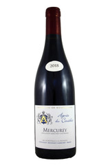 Mercurey Rouge Agnes du Couedic, Cote Chalonnaise, Burgundy, France, 2018
