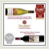 Juniper Estate - Award winning wines from the Margaret River - A message from down under