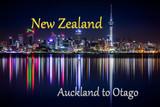New Zealand - Auckland to Otago