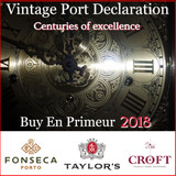 2018 Vintage Port: It's tailor-made for you
