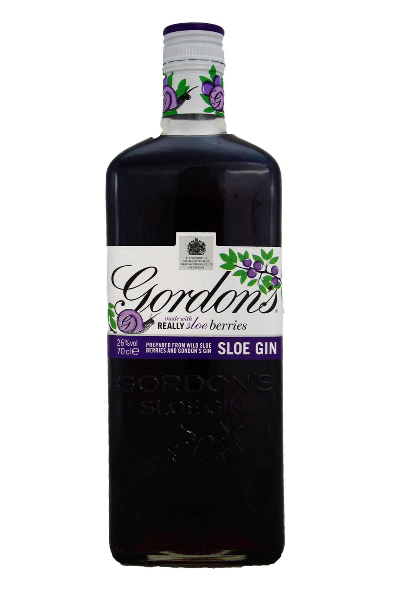 Gordons Sloe Gin >> Gordons Sloe Gin