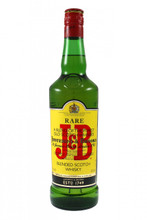 J&B Rare Blended Scotch Whisky