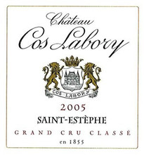 Chateau Cos Labory 2009