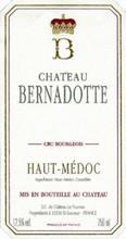 Chateau Bernadotte 2010