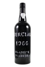 Blandys Sercial Madeira 1966