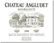 Chateau Angludet  2014