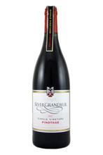 Viljoensdrift River Grandeur Single Vineyard Pinotage 2015