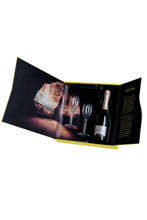 Joseph Perrier Blanc de Blancs Flute Gift Pack
