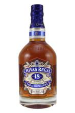 Chivas Regal 18 Year Gold Signature