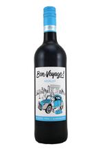 Bon Voyage Merlot Alcohol Free Wine