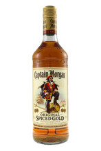 Captain Morgans Spiced Rum