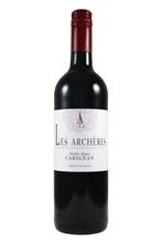 Les Archères Carignan Vieilles Vignes, Languedoc Roussillon, France 2017