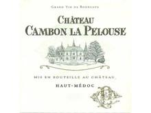 Château Cambon La Pelouse 2018 Haut Medoc 12 x 75cl