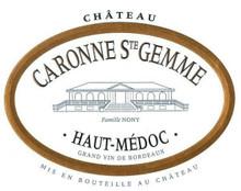 Château Caronne St Gemme 2018 Haut Medoc 12 x 75cl