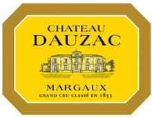Château Dauzac 2018 Margaux Cinquieme Cru Classe 6 x 75cl