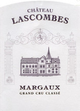 Château Lascombes 2018 Margaux Deuxieme Cru Classe 12 x 75cl