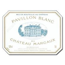 Château Margaux Pavillon Blanc 2018 Margaux 6 x 75cl