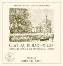 Château Duhart Milon 2018 Pauillac Quatrieme Cru Classe 6 x 75cl