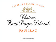 Château Haut Bages Liberal 2018 Pauillac Cinquieme Cru Classe 12 x 75cl