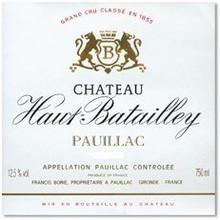Château Lacoste Borie 2018 Pauillac 12 x 75cl