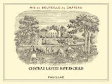 Château Lafite Rothschild 2018 Pauillac Premier Cru Classe 6 x 75cl