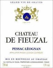 Château Fieuzal 2018 Pessac Leognan 12 x 75cl