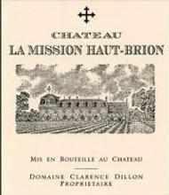 Château La Mission de Haut Brion 2018 Pessac Leognan 6 x 75cl