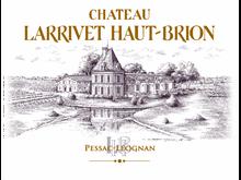 Château Larrivet Haut Brion Blanc 2018 Pessac Leognan 6 x 75cl