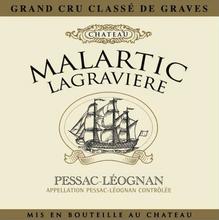 Château Malartic Lagraviere 2018 Pessac Leognan 12 x 75cl