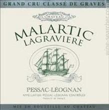Château Malartic Lagraviere Blanc 2018 Pessac Leognan 12 x 75cl