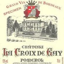 Château La Croix de Gay 2018 Pomerol 12 x 75cl