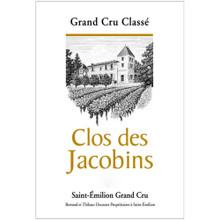 Château Clos de Jacobins 2018 Saint Emilion Grand Cru Classe 12 x 75cl