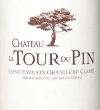 Château La Tour du Pin 2018 Saint Emilion 12 x 75cl